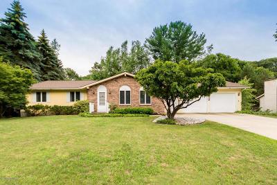 Holland Single Family Home For Sale: 3930 Lakeridge Drive