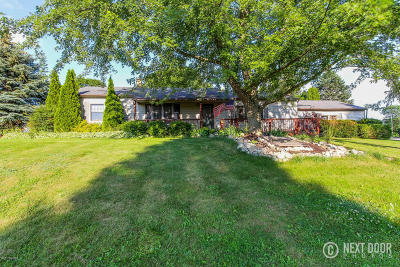 Fremont MI Single Family Home For Sale: $159,900