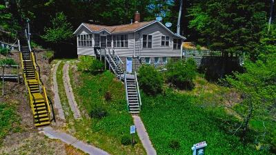 Grand Haven, Spring Lake Single Family Home For Sale: 15054 Stickney Ridge Road