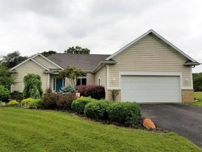 Sparta Single Family Home For Sale: 11569 Cedar Lane