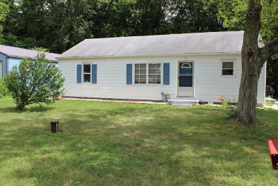 Niles MI Single Family Home For Sale: $105,000