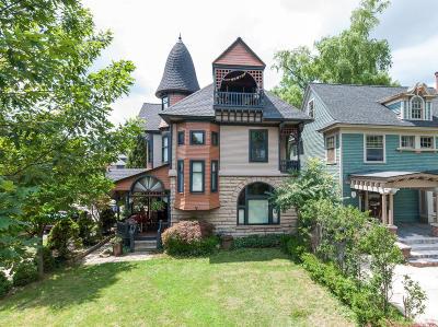 Single Family Home For Sale: 583 Madison Avenue SE