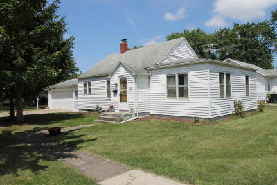 Three Oaks Single Family Home For Sale: 111 Poplar Street