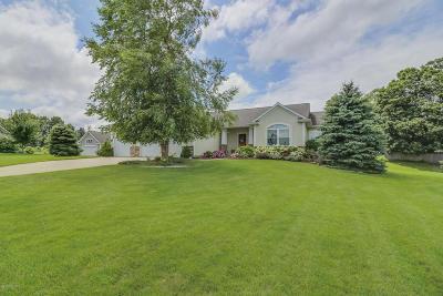 Hudsonville Single Family Home For Sale: 1875 Lester Lane