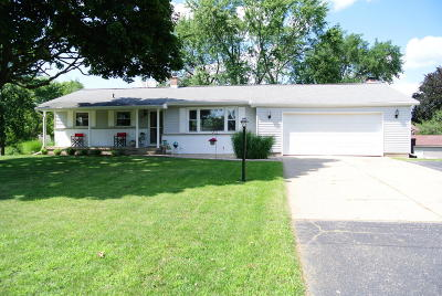 Grandville Single Family Home For Sale: 183 Sunnybrook Drive SW
