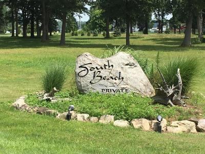 Edwardsburg Residential Lots & Land For Sale: Lot 6 South Beach
