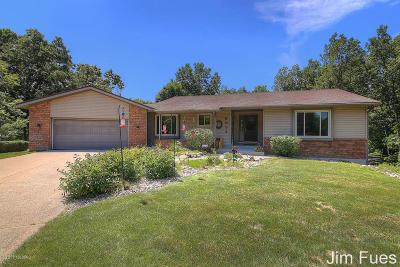 Rockford Single Family Home For Sale: 6953 Childsdale Avenue NE