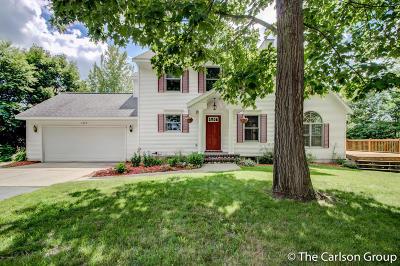 Sparta Single Family Home For Sale: 11469 Greenwich Drive NE