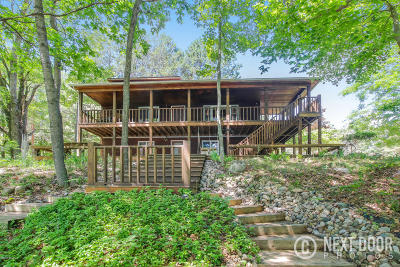 Osceola County Single Family Home For Sale: 9743 Strawberry Lake Drive