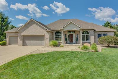 St. Joseph County Single Family Home For Sale: 61666 Windridge Court
