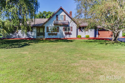 Fennville Single Family Home For Sale: 2259 Atkins Road