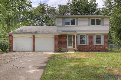 Single Family Home For Sale: 739 Westview Avenue NW