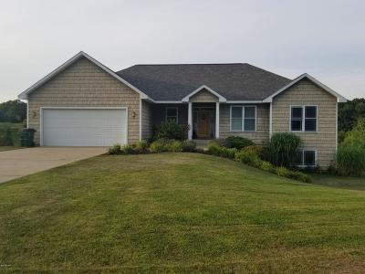 Sparta Single Family Home For Sale: 323 Indian Bluffs Court NE