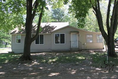 Single Family Home For Sale: 13798 NE Half Mile Road