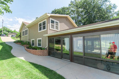 Cass County Single Family Home For Sale: 16621 Lakeview Drive