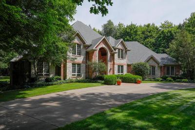 Kalamazoo Single Family Home For Sale: 4498 Taylor Ridge Circle