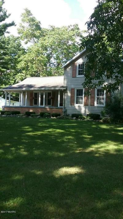 Otsego Single Family Home For Sale: 10636 Ravine Road