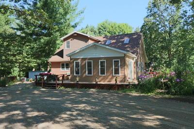 Dowagiac Single Family Home For Sale: 32566 Windy Acres Lane