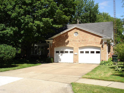 St. Joseph MI Single Family Home Sold: $264,900
