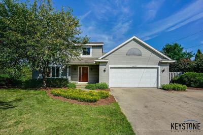 Single Family Home For Sale: 6633 Whitneyville Avenue SE