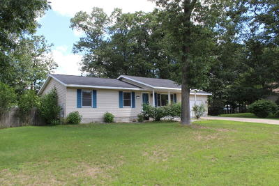 Muskegon Single Family Home For Sale: 3926 Timberwood Road
