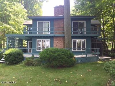 South Haven MI Single Family Home For Sale: $714,900