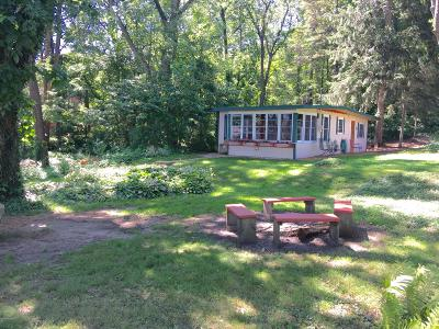 Dowagiac Single Family Home For Sale: 66960 Lakeshore Drive