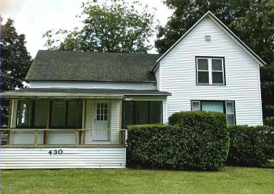 St. Joseph Single Family Home For Sale: 430 E John Beers Road