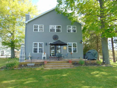 Van Buren County Single Family Home For Sale: 35035 51st #THE POIN