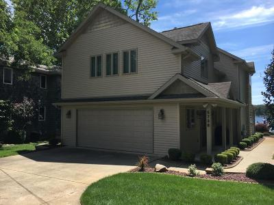 Clark Lake MI Single Family Home For Sale: $750,000