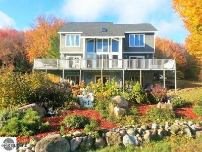 Osceola County Single Family Home For Sale: 17495 220th Avenue