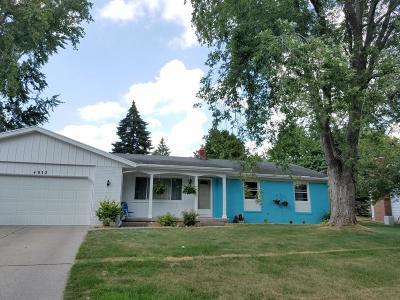 Kentwood Single Family Home For Sale: 4832 Riemen SE