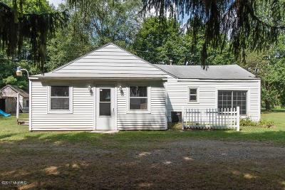 Vicksburg Single Family Home For Sale: 11894 S Sprinkle Road