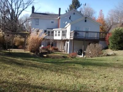 Gobles Single Family Home For Sale: 24715 29th Street