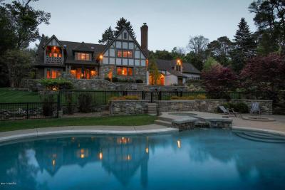 Kalamazoo Single Family Home For Sale: 1040 Inkster Avenue