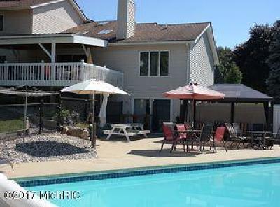 Alto Single Family Home For Sale: 7509 Valhalla Drive SE