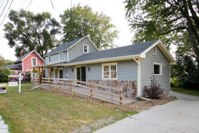 Otsego Single Family Home For Sale: 527 E Allegan Street
