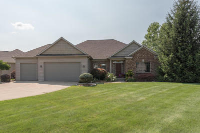 Grandville Single Family Home For Sale: 3521 Redkey Drive SW