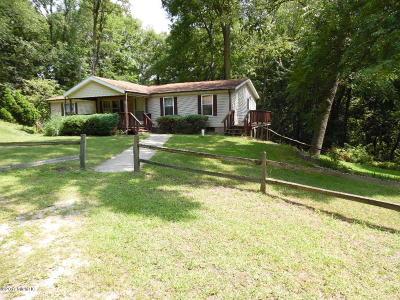 Cassopolis Single Family Home For Sale: 23590 Pokagon Highway