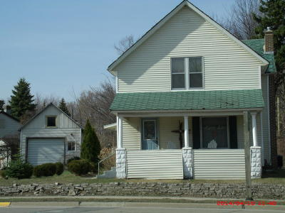 South Haven Single Family Home For Sale: 652 Phillips Street