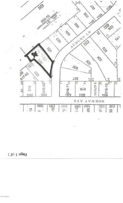 Hastings Residential Lots & Land For Sale: 1 Auburn Lane