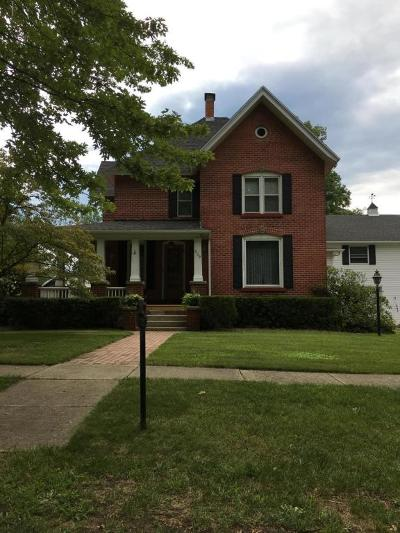St. Joseph County Single Family Home For Sale: 529 Maple Street