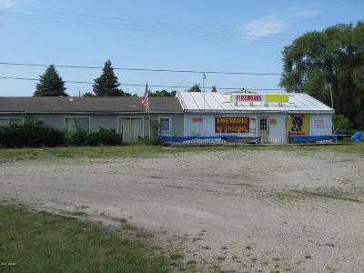 Mecosta MI Commercial For Sale: $99,900
