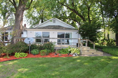 Muskegon Single Family Home For Sale: 609 Lakeshore Boulevard