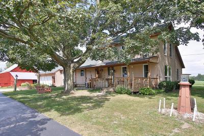 Allegan Single Family Home For Sale: 232 M 40 S
