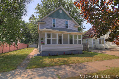 Holland Single Family Home For Sale: 190 W 17th Street