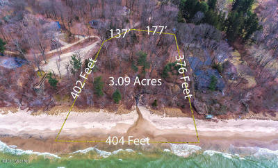 Berrien County Residential Lots & Land For Sale: 13870 S Cherry Beach Rd