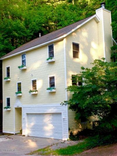 Allegan County Single Family Home For Sale: 2244 Maksaba Trail