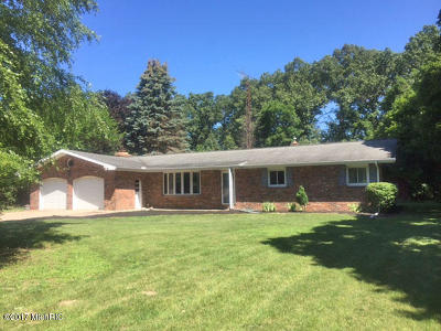 Stevensville Single Family Home For Sale: 2147 Frank Court