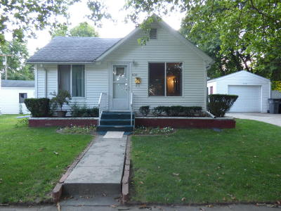 Niles Single Family Home For Sale: 608 N 16th